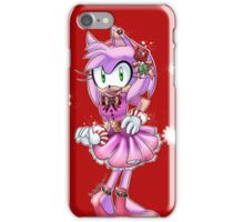 Merry Christmas Amy Rose iPhone Case/Skin