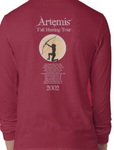 Artemis Fall Hunting Tour Long Sleeve T-Shirt