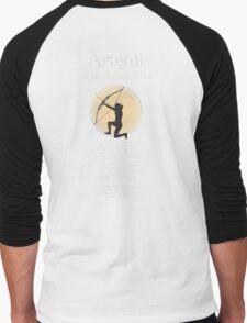Artemis Fall Hunting Tour Men's Baseball ¾ T-Shirt