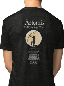 Artemis Fall Hunting Tour Tri-blend T-Shirt