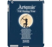 Artemis Fall Hunting Tour iPad Case/Skin