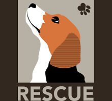 Rescue (Beagle) Unisex T-Shirt