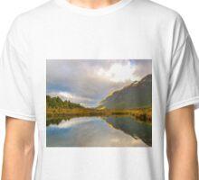 Reflections at Mirror Lakes Classic T-Shirt