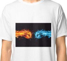 Fist Bump Classic T-Shirt