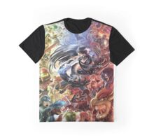 super smash bros bayonetta gets wicked Graphic T-Shirt
