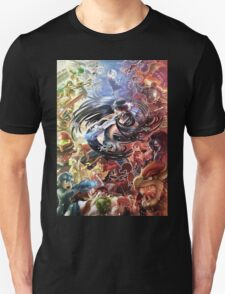 super smash bros bayonetta gets wicked Unisex T-Shirt