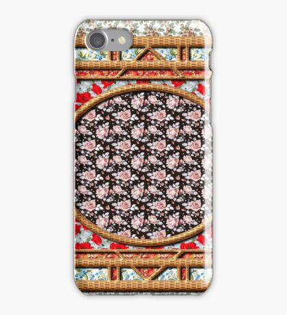 Unique elegant contry gifts iPhone Case/Skin