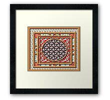 Unique elegant contry gifts Framed Print