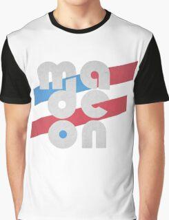 Madeon Design Graphic T-Shirt