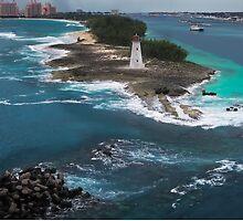 Paradise Island by John  Kapusta