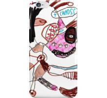 CHAOS CREATOR iPhone Case/Skin