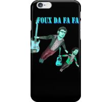 Flight of the concords iPhone Case/Skin