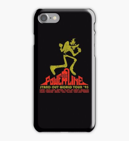 Powerline! iPhone Case/Skin