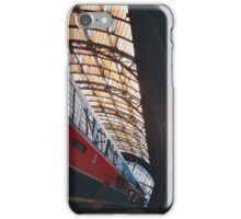Praha Train Station iPhone Case/Skin
