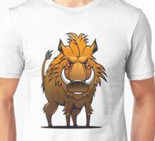 wild boar #2 Unisex T-Shirt
