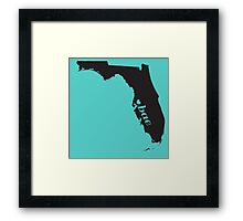 Tampa Bae Framed Print
