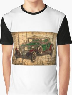 1930 Cadillac  Graphic T-Shirt