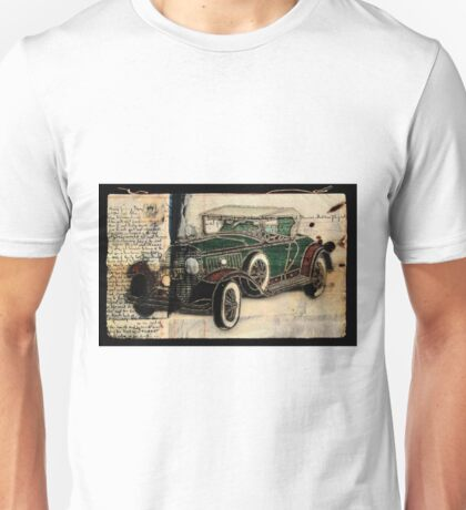 1930 Cadillac Unisex T-Shirt