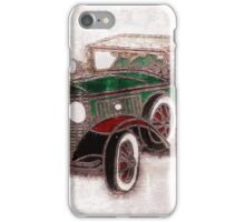 1930 Cadillac iPhone Case/Skin