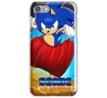 .: BlueBlur :. iPhone Case/Skin