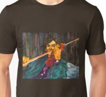 Sherlock and the Violin Unisex T-Shirt