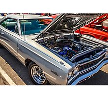 Vintage Plymouth Satellite Auto  Photographic Print