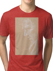 The Consulting Detective  Tri-blend T-Shirt