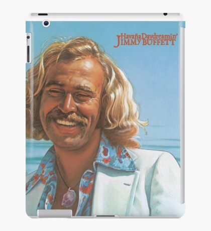 Young Jimmy Buffett iPad Case/Skin