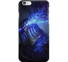 Floral Zed iPhone Case/Skin