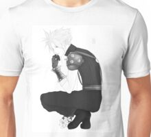 Cloud / Final Fantasy VII Unisex T-Shirt