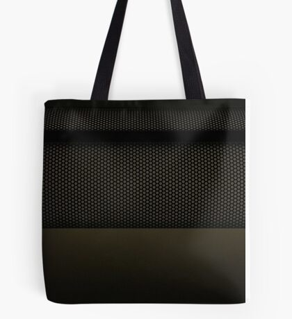 Hexagon mesh 1 Tote Bag