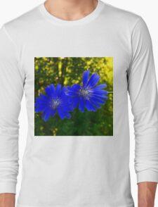 The Blue flowers. T-Shirt