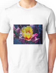 Prickly Pear Flower Unisex T-Shirt