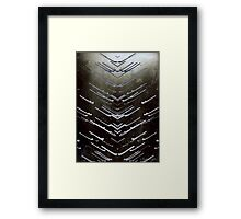 The Closing Hours Framed Print