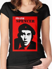Frank Spencer Women's Fitted Scoop T-Shirt