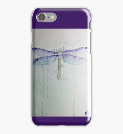 Dragonfly Long iPhone Case/Skin