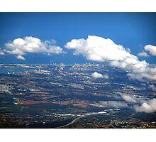 aerial of Gold Coast, Queensland, Australia Photographic Print