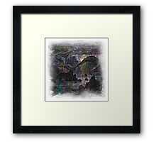 The Atlas Of Dreams - Color Plate 54 Framed Print