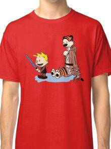 Calvin & Hobbes Wars Classic T-Shirt