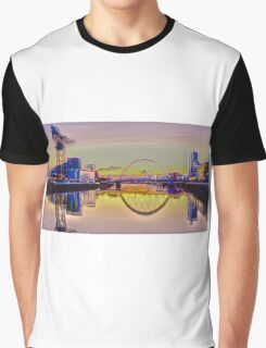 Psychedelic Squinty Graphic T-Shirt