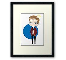 Nathan Prescott Framed Print