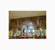 Inner City Parish Church, Pecs, Hungary, interior  Unisex T-Shirt