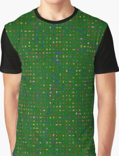 Micro Machines - So Many Choices Graphic T-Shirt