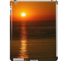 Orange Glow iPad Case/Skin