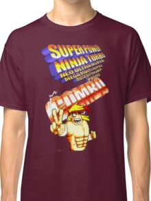 gravity falls Rumble McSkirmish fight fighters  Classic T-Shirt