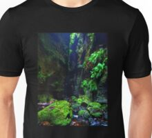 Claustral Canyon - Blue Mountains National Park Unisex T-Shirt