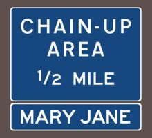 Chain Up! - Winter Park/Mary Jane One Piece - Short Sleeve