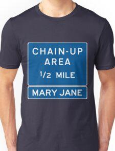 Chain Up! - Winter Park/Mary Jane Unisex T-Shirt