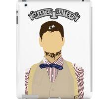 Mose Schrute, Master Baiter iPad Case/Skin