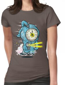 THE ELEVENTH HOUR Womens Fitted T-Shirt